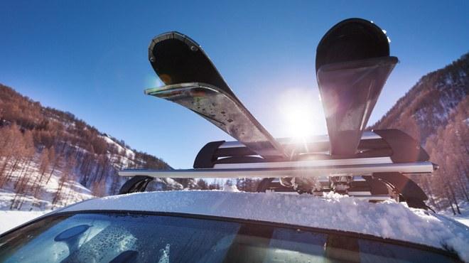 Auto Skidachträger
