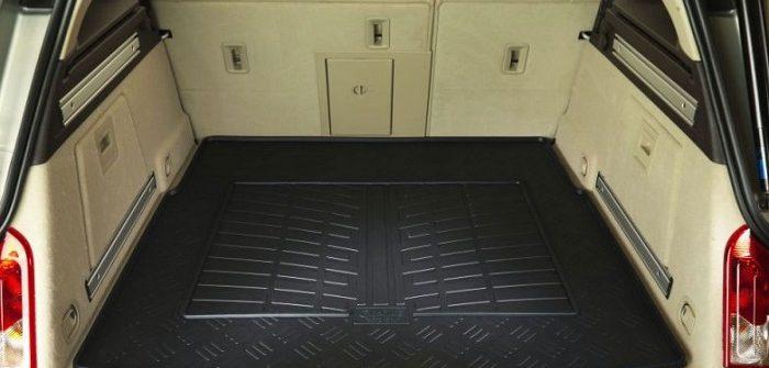 Kofferraumschalen